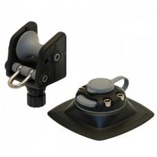 Роликовый узел для якоря с набором для установки на надувной борт (Ar002+FMp224) (Выбор цвета)