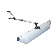 Надувной стабилизатор с двумя точками крепления и складной опорной ногой (выбор цвета)
