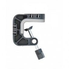 Монтажная площадка-струбцина с возможностью установки на транец или борт до 40 мм (выбор цвета)