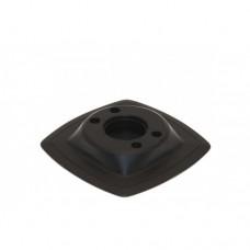 Монтажная ПВХ площадка 110х110 мм для установки замка на надувной борт(выбор цвета)