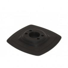 Монтажная ПВХ площадка 140х140 мм для установки замка на надувной борт (выбор цвета)