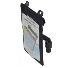 """Универсальный водонепроницаемый чехол из  полиуретана, модель AG-W3 для смартфонов или планшетов до 8.4"""" с поворотно-наклонным держателем модели TAx140"""