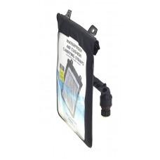 """Универсальный водонепроницаемый чехол из  полиуретана, модель AG-W4 для планшетов до 10.5 """" с поворотно-наклонным держателем TAx140"""