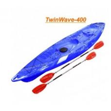 Каяк Kolibri TwinWave-400 (Выбор цвета)