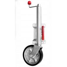 Опорное колесо с поворотной пластиной колесо 215мм 350кг 2701006