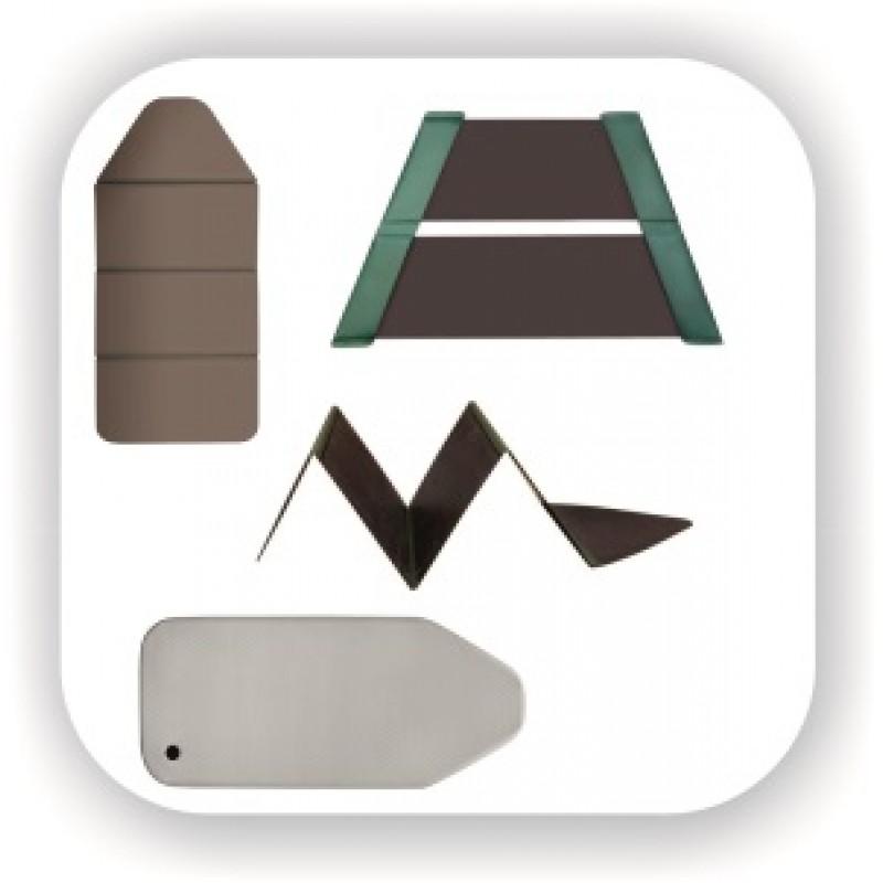 Изделия из фанеры и днища для надувных лодок. Слань коврики и книжки, жесткий пол, алюминиевый настил