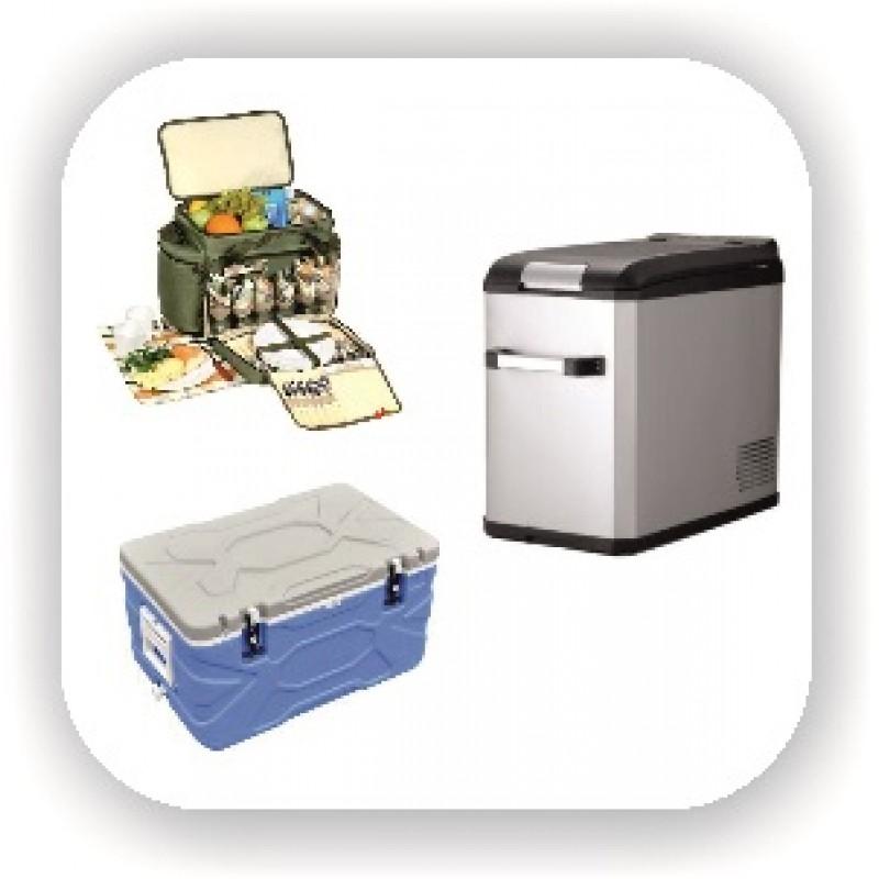 Термосумки, боксы и холодильники