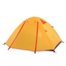 Палатка 3-х местная с алюминиевыми стойками P-Series 210T65D (Выбор цвета)