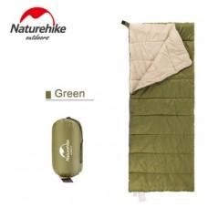 Спальный мешок Nature Nike летний H150 190×75см, вес 0,8кг, 11-15℃ (Выбор цвета)