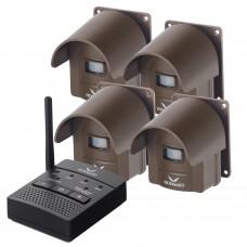 Hosmart автономная система охраны 4 датчика