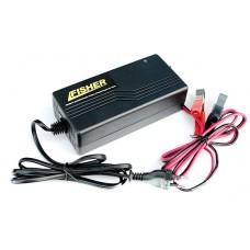 Зарядка Fisher для гелиевых аккумуляторов 90-100Ah