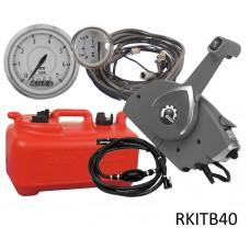 Комплект для моторов EVINRUDE мощностью 40-90 л.с RKITB40