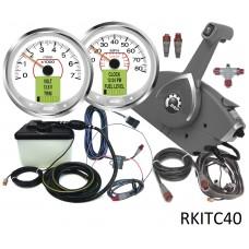 Комплект для моторов EVINRUDE мощностью 90-135 л.с RKITC40