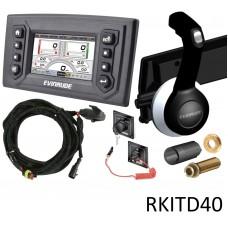 Комплект для моторов EVINRUDE мощностью 150-300 л.с RKITD40