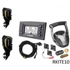 Комплекты для работы с несколькими моторами EVINRUDE мощностью 150> 300 л.с. RKITE10