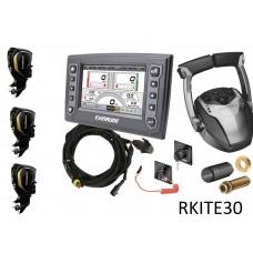 Комплекты для работы с несколькими моторами EVINRUDE мощностью 150> 300 л.с. RKITE30