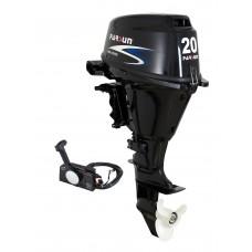 Мотор Parsun 20 л.с. 4-х тактный с дистанционным управлением