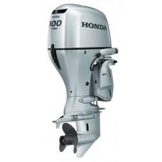 Лодочный 4-х тактный мотор Honda BF100A LRTU