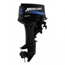 Лодочный 2-х тактный мотор Mercury SEA PRO 25 MH SP