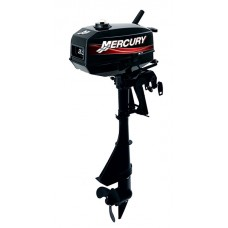 Лодочный 2-х тактный мотор Mercury 3,3 MH