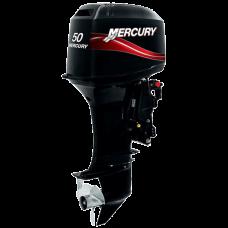 Лодочный 2-х тактный мотор Mercury 50 ELPTO
