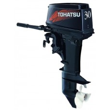 Лодочный 2-х тактный мотор TOHATSU M30H EPL