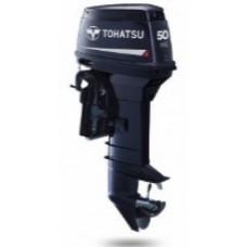 Лодочный 2-х тактный мотор TOHATSU M50D2 L