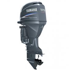 Лодочный 4-х тактный мотор YAMAHA F115AETL