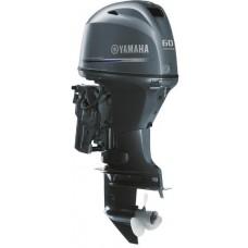 Лодочный 4-х тактный мотор YAMAHA F60FETL