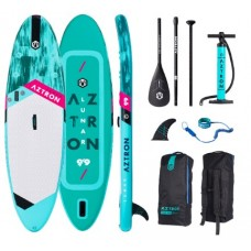 Доска SUP Aztron LUNAR All Around 9.9 iSUP 300 x 80 x 15см AS-101