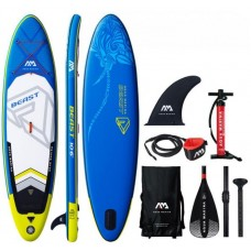 Доска SUP Aqua-Marina Beast — Advanced All-Around iSUP, 3.15м/15см
