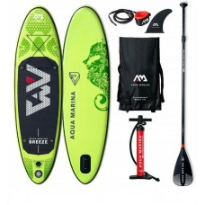 Доска SUP Aqua-Marina Breeze — All-Around iSUP, 2.75м/12см