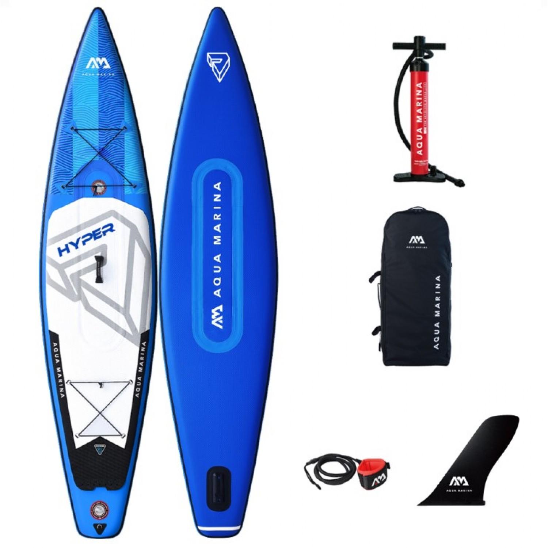 Доска SUP Aqua-Marina Hyper — Touring iSUP, 3.81м/15см