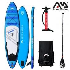 Доска SUP Aqua-Marina Triton -Advanced All-Around iSUP, 3.4м/15см