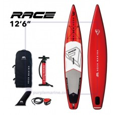 Доска SUP Aqua-Marina Race-Racing iSUP, 3.81м/15см