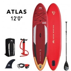 Доска Atlas — Advanced All-Around iSUP, 3.66m/15cm,with paddle and safety leash, BT-21ATP