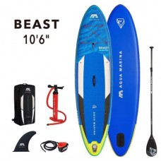 Доска Beast — Advanced All-Around iSUP,3.2m/15cm,with paddle and safety leash, BT-21BEP