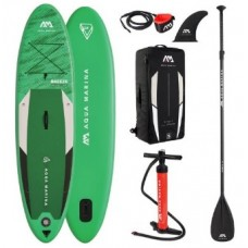 Доска Breeze — All-Around iSUP,3m/12cm with paddle and safety leash,   BT-21BRP