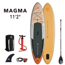 Доска Magma — Advanced All-Around iSUP,3.4m/15cm,with paddle and safety leash, BT-21MAP