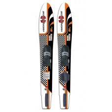Лыжи широкие 164 см WIDE TRACK, США Hydroslide