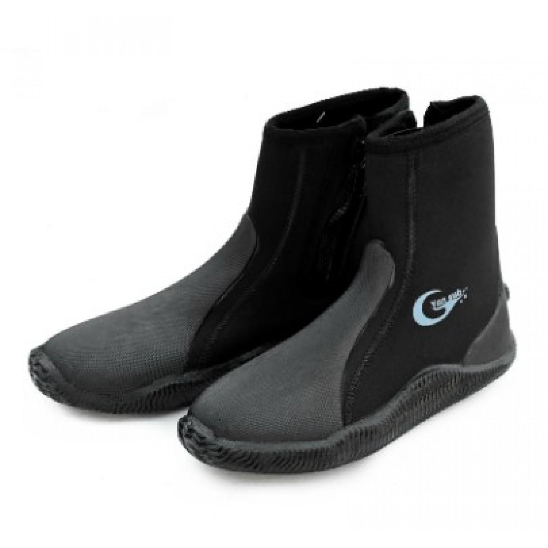 Ботинки ныряльщика неопрен YQ26 (Выбор размера)